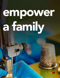 Empower a family (£100)