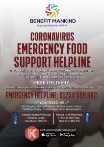 COVID-19 Emergency support