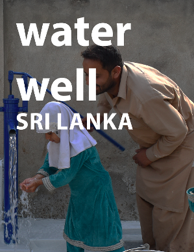 Sri Lanka Water well